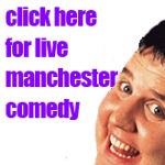 manchester comedy guide