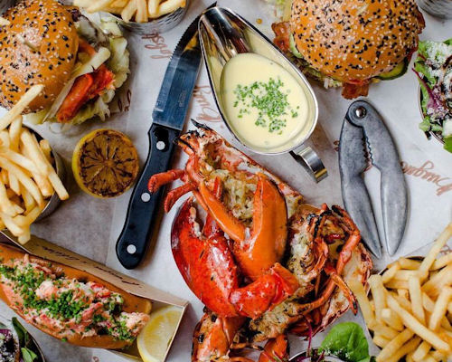 Best Restaurant Offers in Manchester - Burger & Lobster