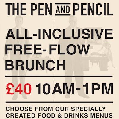 Northern Quarter Restaurants - The Pen & Pencil