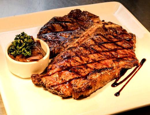 Aberdeen Steak House >> Rump & Ribs - Manchester