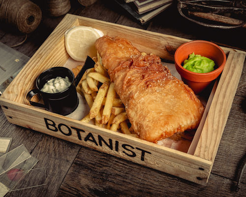 Best Restaurant Offers in Manchester - The Botanist Manchester