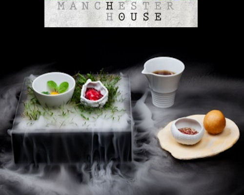Manchester house restaurant pictures