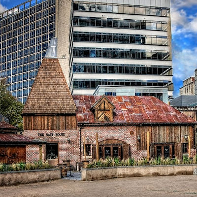 Manchester Opera House Restaurants - The Oast House Manchester