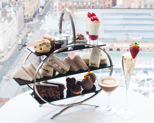 Afternoon Tea In Manchester