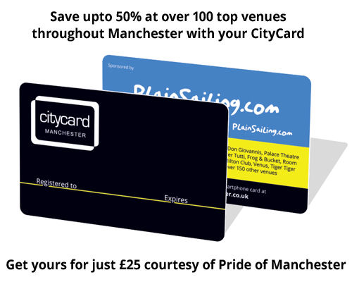 Manchester Restaurants Offers - City Card Manchester
