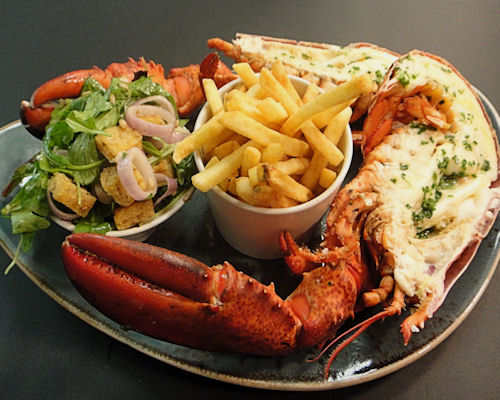 Manchester Opera House Restaurants - Steak & Lobster Manchester