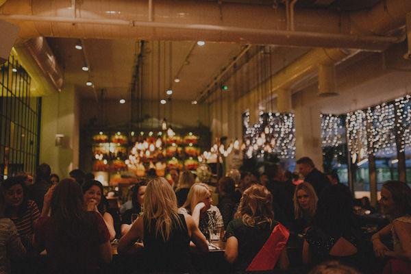 International Restaurants Manchester ~ Alchemist New York Street