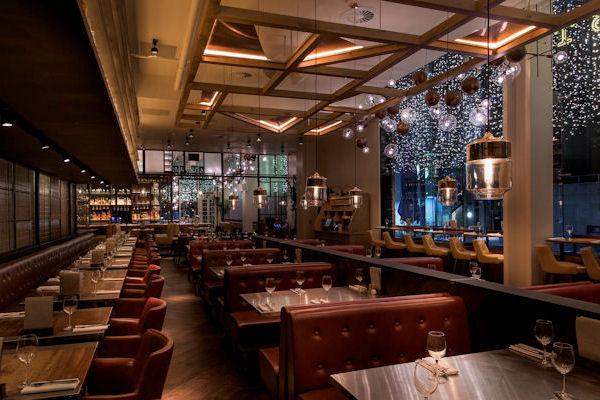 International Restaurants Manchester ~ Alchemist Manchester