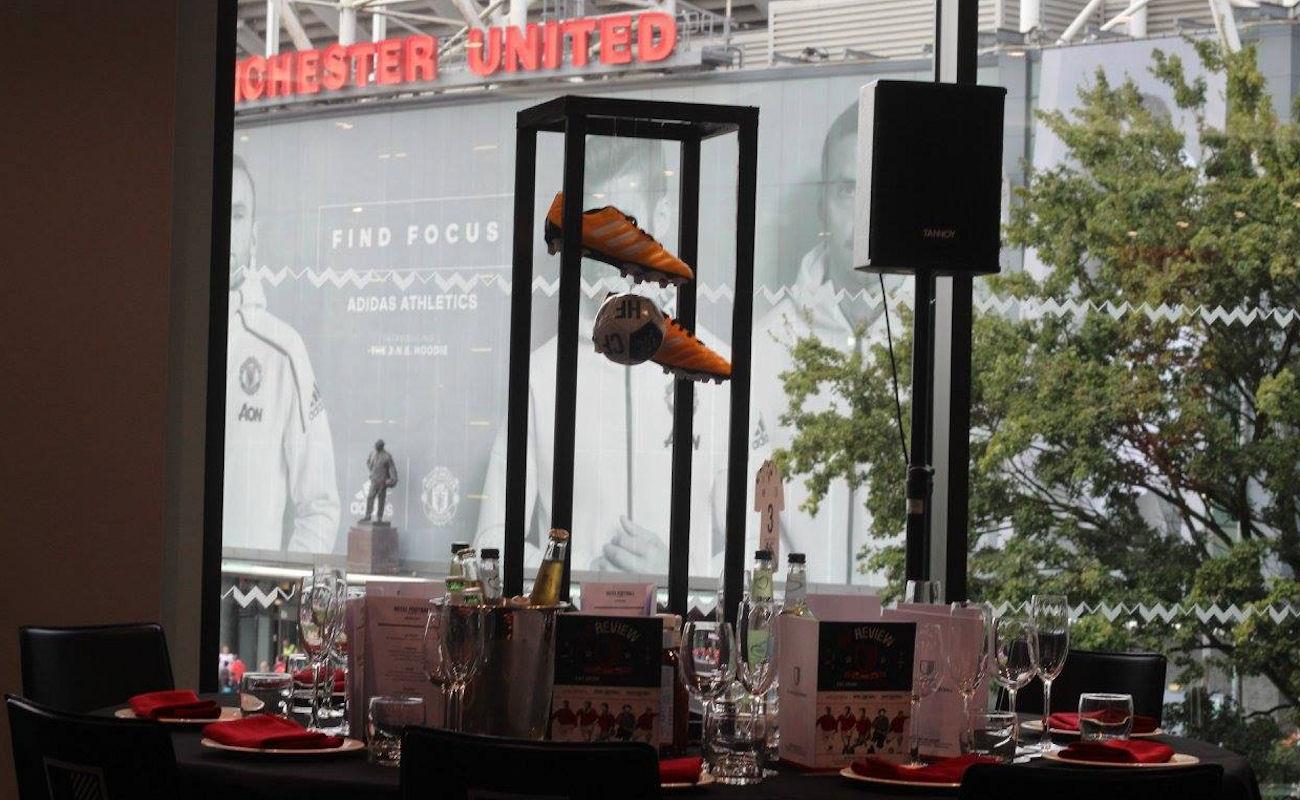 Restaurants Near Old Trafford Football Stadium