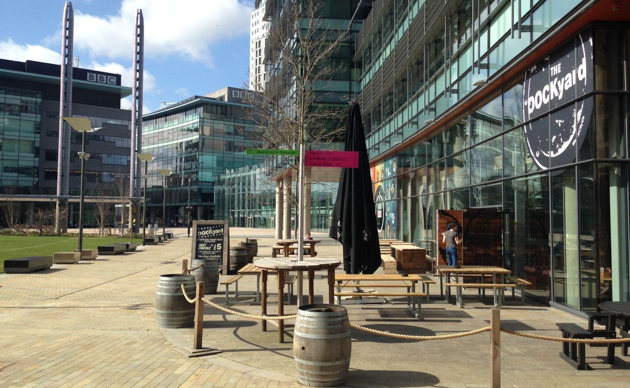 Hotels Near Media City Salford Quays