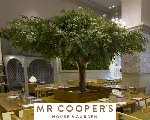 Mr Coopers House & Garden - Manchester