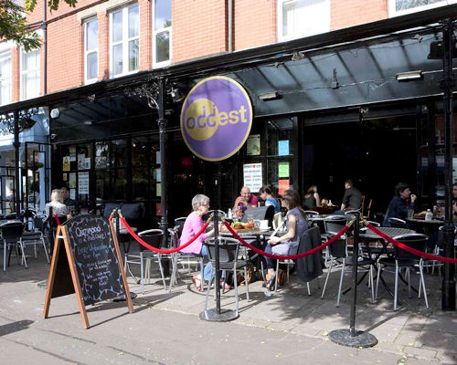 Restaurants in Chorlton Manchester