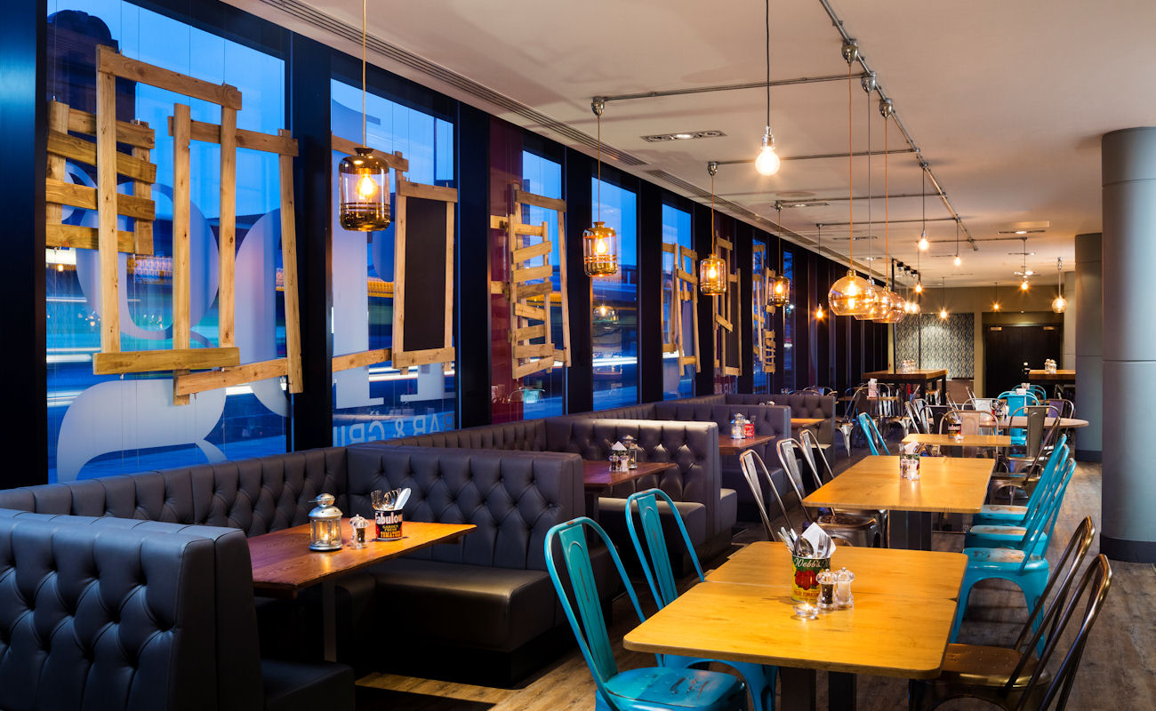Rbg bar grill manchester reviews and information - Restaurant bar and grill ...