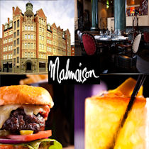 Smoak at the Malmaison Manchester