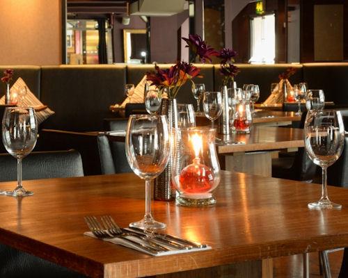 International Restaurants Manchester - Tiger Tiger Manchester