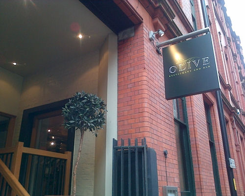 The Olive Press Manchester