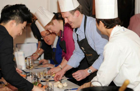 Chaophraya Cooking School Manchester