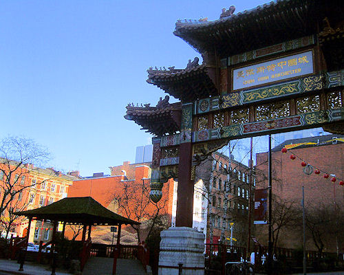 Manchester Chinatown restaurants