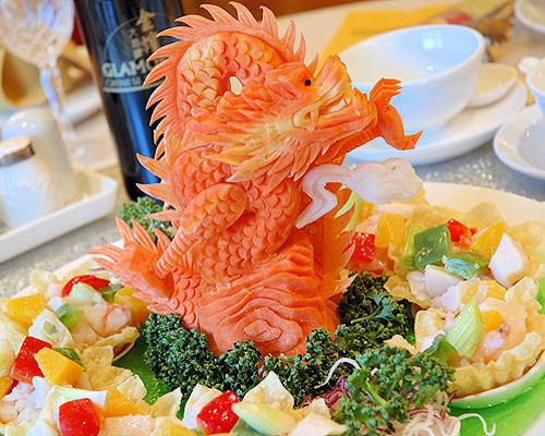 Glamorous chinese manchester