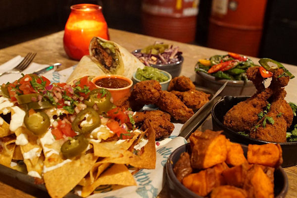 Mexican Restaurants in Manchester - El Capo