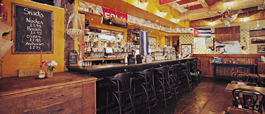 sandinista bar