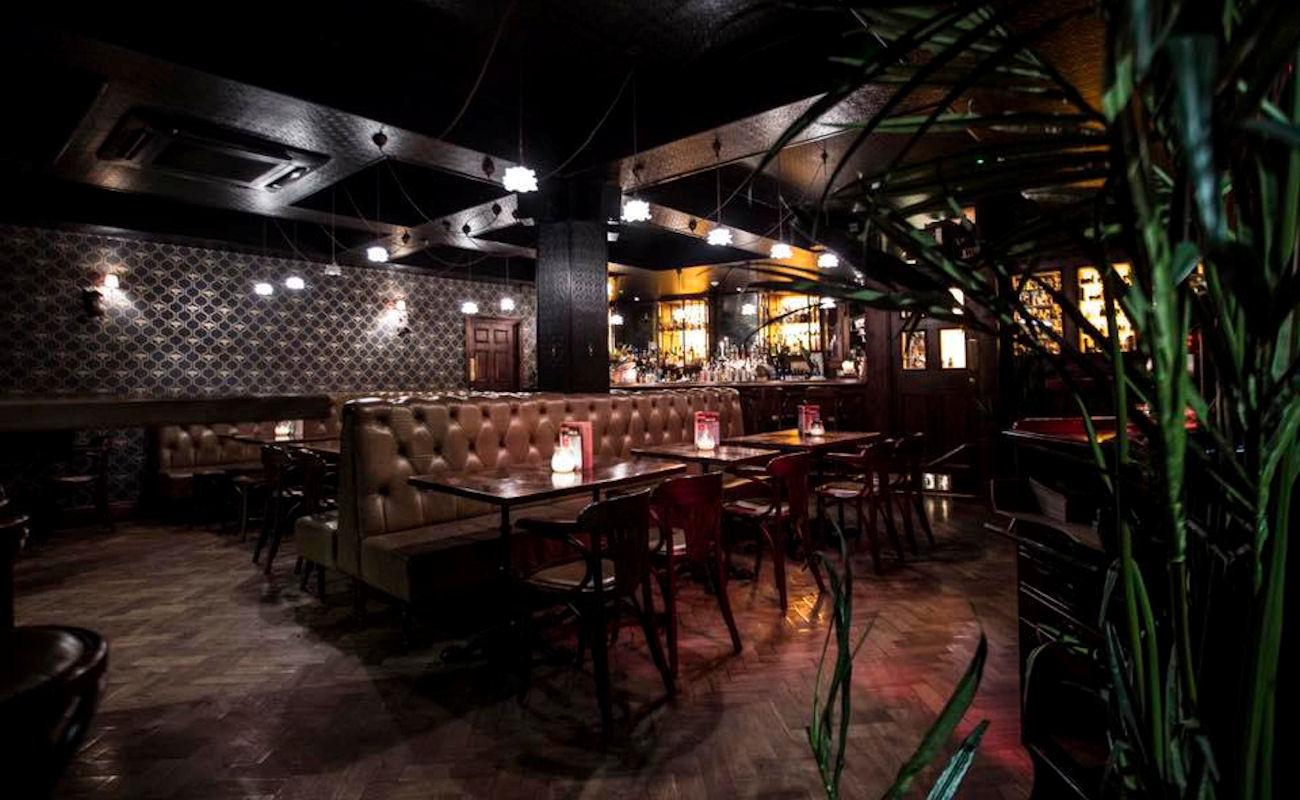 Restaurants in the Northern Quarter Manchester ~ Cane & Grain Manchester