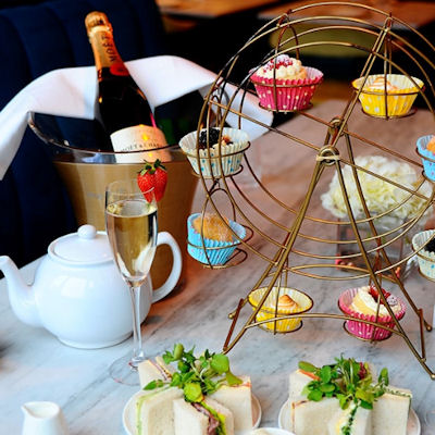 Afternoon Tea Manchester ~ Menagerie