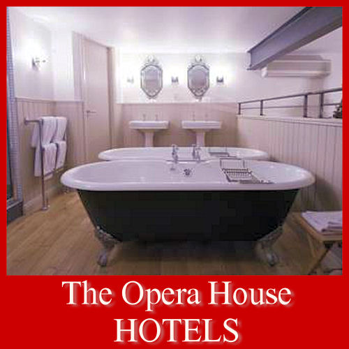 Hotels near The Opera House Manchester