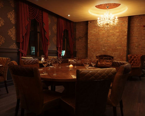 Restaurants Manchester ~ 1761
