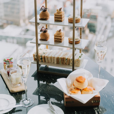 Best Afternoon Tea in Manchester - 20 Stories Manchester