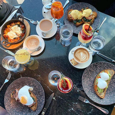 Best Breakfasts Manchester - 20 Stories Manchester