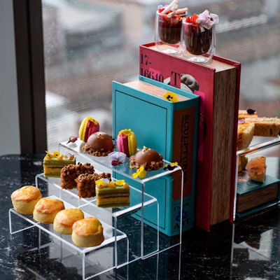 Manchester Bars - Afternoon Tea in Manchester
