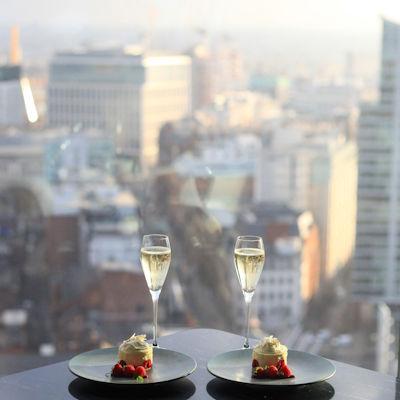 Valentines Day Offers Restaurants in Manchester - 20 Stories Manchester