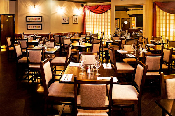 British restaurants in Manchester - Annies Manchester