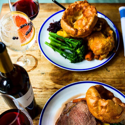 Best Sunday lunch in Northern Quarter - The Bay Horse Tavern