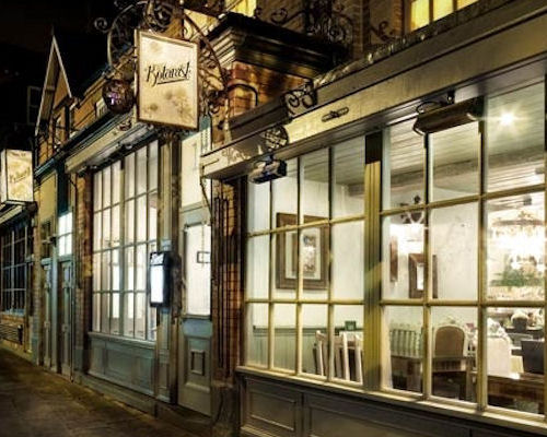 British Restaurants in Manchester - The Botanist Alderley Edge