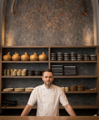 British restaurants in Manchester ~ Adam Reid At The French