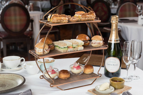Best Afternoon tea in Manchester - James Martin Manchester