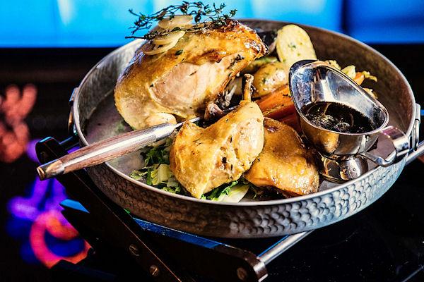 Manchester Restaurants - Chez Mal Brasserie