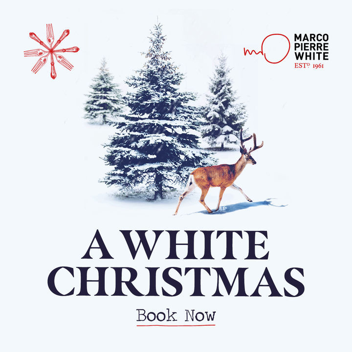 Christmas 2018 Offers Restaurants in Manchester - Mr. White's English Chophouse