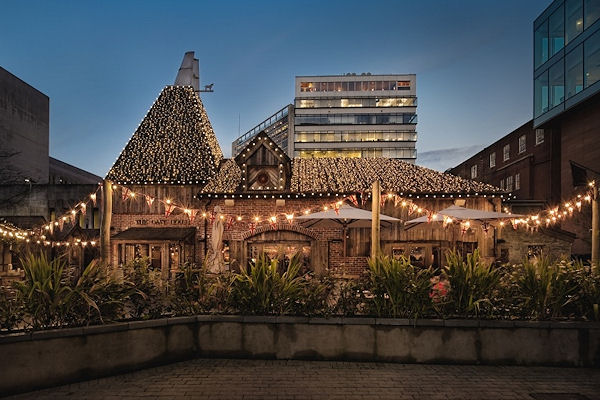 Spinningfields Bars Manchester ~ Oast House