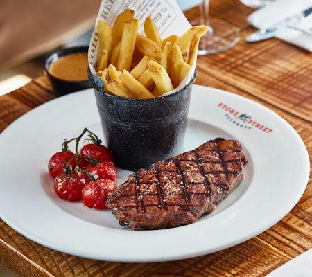 Best steak Restaurants Manchester ~ Store Street Exchange