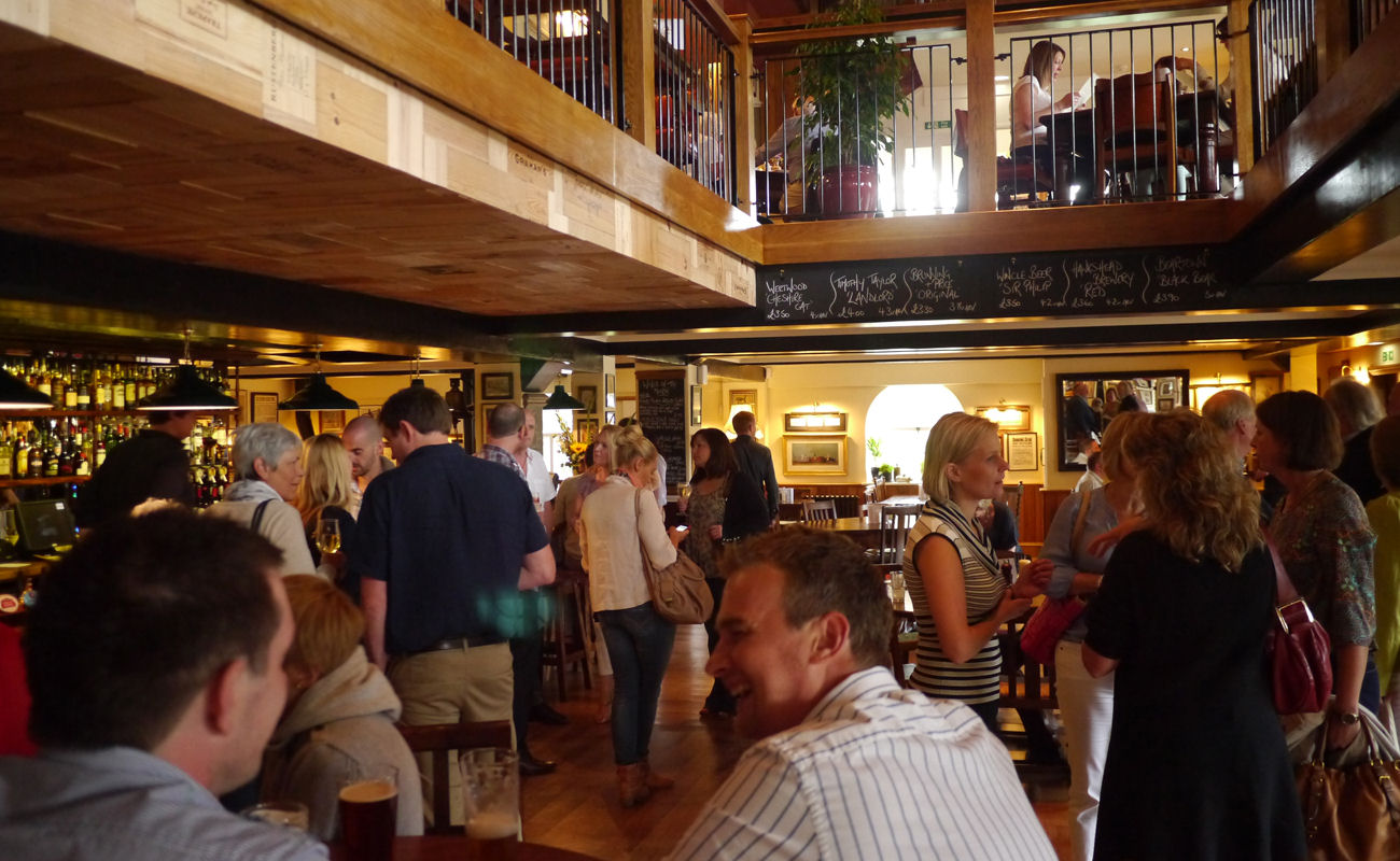 The Wharf Restaurant Manchester