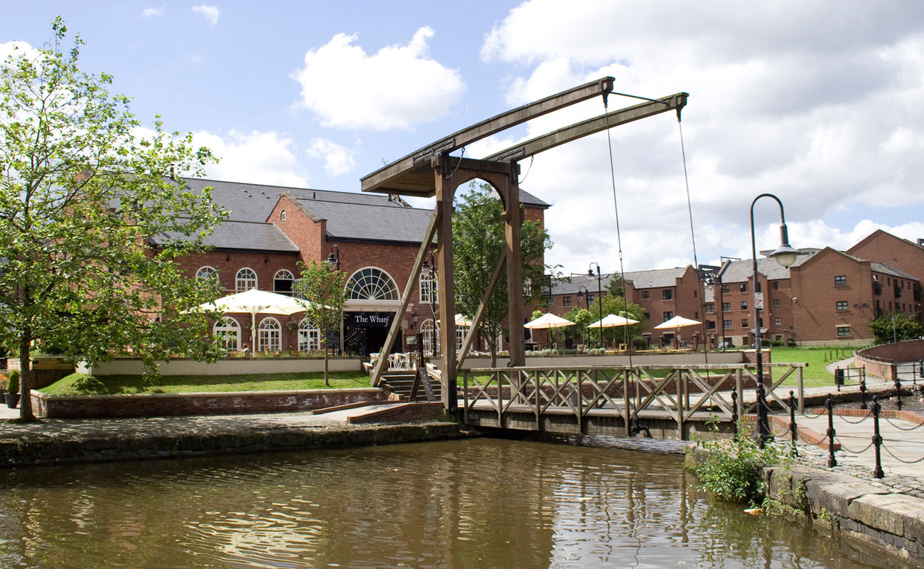Manchester Restaurants ~ The Wharf