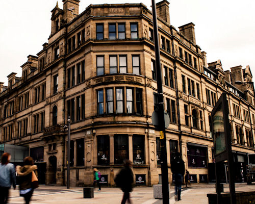 Best Restaurants in Manchester for wheelchair users ~ Corn Exchange Manchester