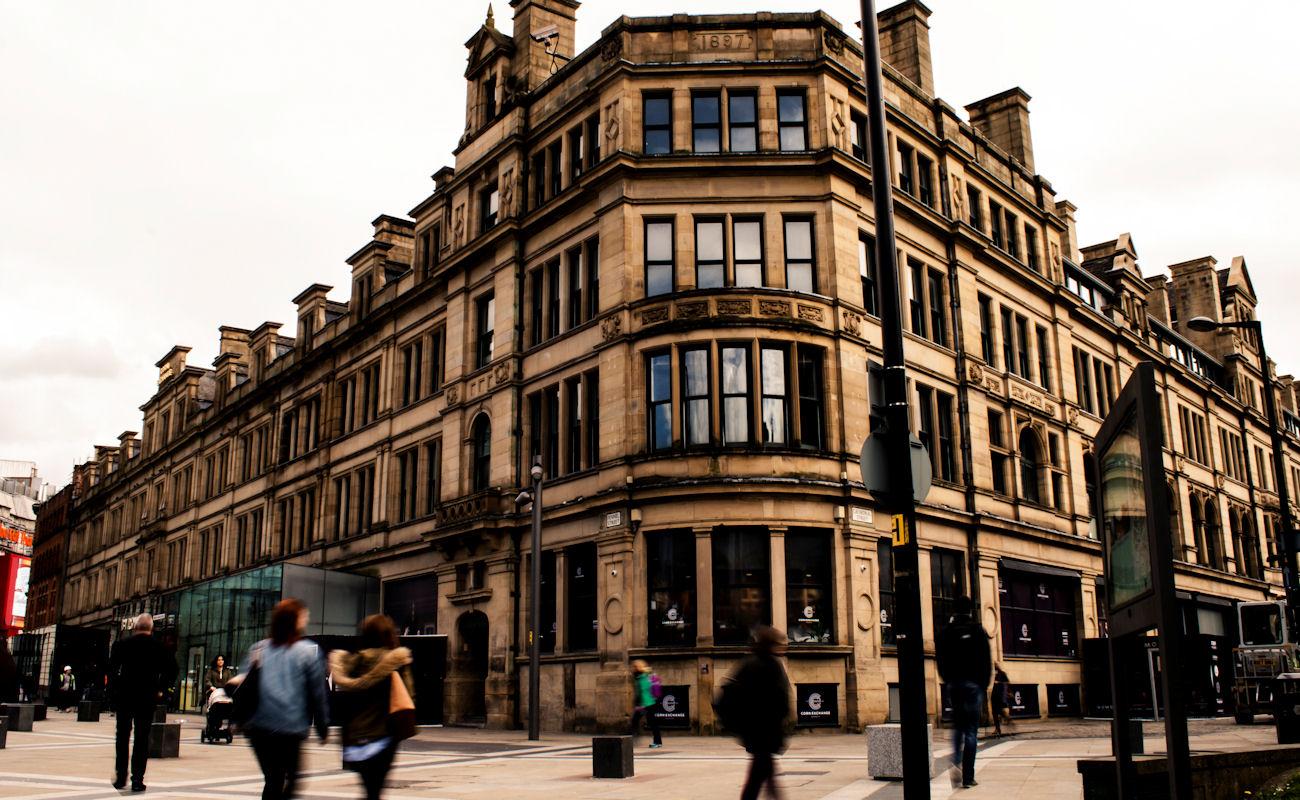 Corn Exchange Manchester