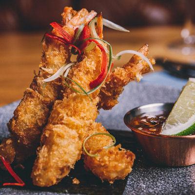 restaurants near Manchester Arena Manchester ~ Banyan
