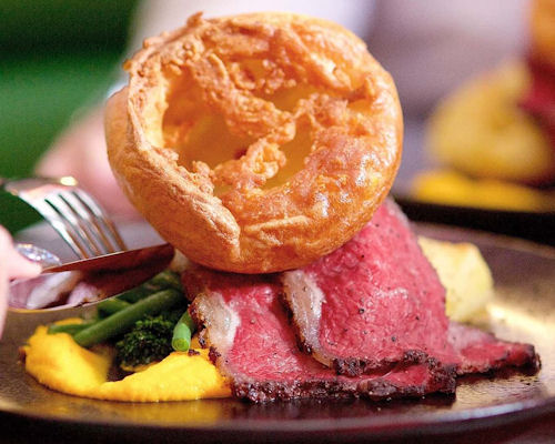 Best Sunday Roast in Manchester - Boulevard Manchester