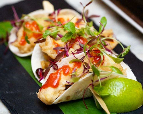 Mexican restaurants in Manchester - Boulevard Manchester