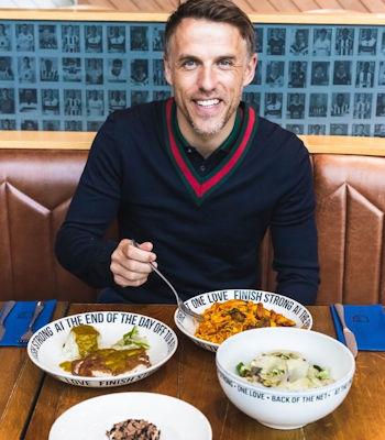 European Restaurants Manchester - Cafe Football Old Trafford